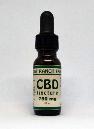 CBD Tincture COA